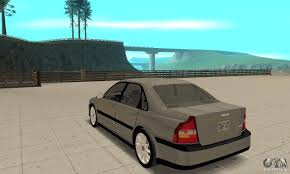 s80 2003 volvo s80 1999 for gta san andreas