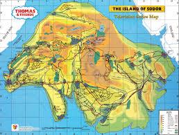 Map Of Orange Lake Resort Orlando by Island Of Sodor Thomas The Tank Engine Wikia Fandom Powered By