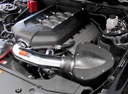 2011 mustang gt performance mods k n performance air intake kit typhoon polished mustang gt 5 0