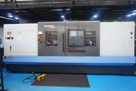 doosan puma 480l cnc turning centre