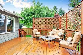 Privacy Fencing Ideas For Backyards 50 Lattice Fence Design Ideas Pictures Of Popular Types