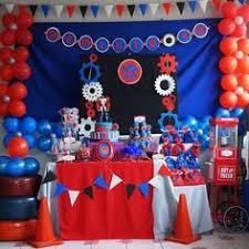 optimus prime birthday party transformers birthday party ideas transformers birthday