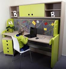 Childrens Bedroom Desks Age Kids Room Design With Student Desks And Bright Decorating