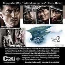 20 december 2006 u2013 u201cletters from iwo jima u201d u2013 movie history c3i