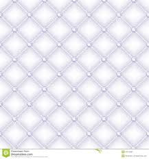 seamless white quilted background with pins stock vector image