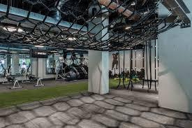 tour 1 hotel south beach u0027s new spartan gym curbed miami