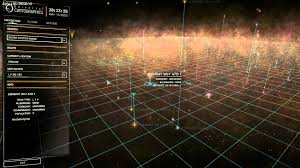 Galaxy Map Galaxy Map In Ed With Hotas Selecting Stars U2014 Oculus