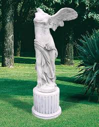 nike winged victory statue samotrance nike marble statue