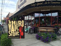 the hardware store restaurant great food