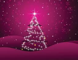 pink christmas tree wallpapers u2013 happy holidays