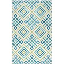 Green Trellis Rug Diamond Pattern Rugs Shop For Diamond Pattern Rugs On Polyvore
