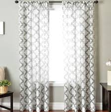 Moorish Tile Curtains Moorish Tile Curtains Look 4 Less And Steals And Deals