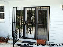 Security Patio Doors Patio Door Security Gate 8 Jpg