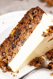 carrot cake cheesecake cake kitchme