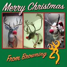 merry christmas from all of us at browning