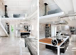 Old Farmhouse Renovation Modern Italian Interior - Modern italian interior design