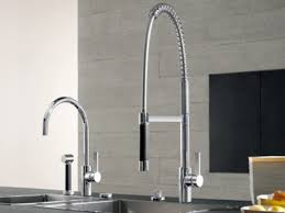 pull down faucets kitchen brushed nickel pull out kitchen faucet