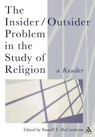 insider outsider problem in the study of religion controversies