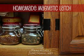 Cabinet Door Magnetic Latch Magnetic Latch Caturday 10 Practically Functional