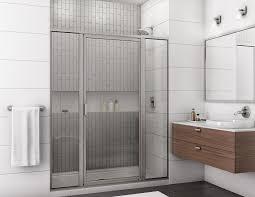 Shower Stall With Door Framed Shower Door Chester Springs Pa