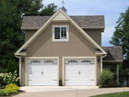 22x22 2 Car 2 Door Detached Garage Plans by Garage Plans With Flex Space U0026 Flexible Rooms U2013 The Garage Plan Shop