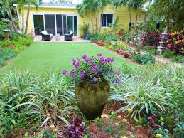 South Florida Landscaping Ideas Garden Design Garden Design With Hgtv Gardens Landscaping Top