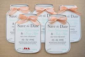 jar invitations awesome diy jar wedding invitations ideas styles ideas