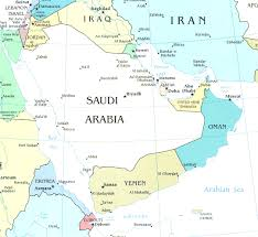 Outline Map Of The Arab World by Maps Of The Arab World At Blank Map Arab Evenakliyat Biz