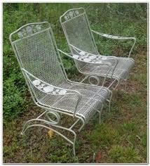 Vintage Woodard Wrought Iron Patio Furniture by Antique Wrought Iron Patio Furniture Sets Icamblog
