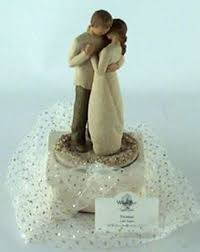 willow tree cake toppers willow tree