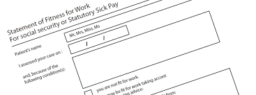 fake sick note buy fake nhs sick notes fit to work certificate