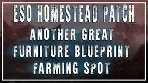 eso the best spot to farm furniture blueprints