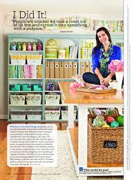 craft room organization remodel design ideas dear creatives loversiq