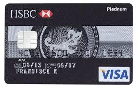 persyaratan buat kartu kredit hsbc kartu kredit cicilan hsbc indonesia 2018