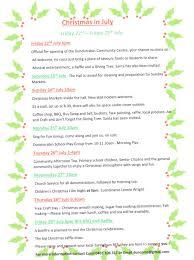 christmas in july u0027 craft day dorrigo tourism business u0026 community