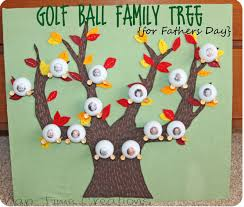 golf family tree s day gift idea sew savory