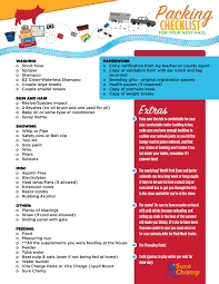 College Toiletries Checklist Pig Show Packing List Best Of Pinterest Stock Show Edition