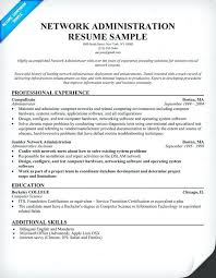 administration resume it networking resume download cisco network engineer sample