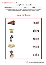 long vowel worksheets stuff pinterest long vowels