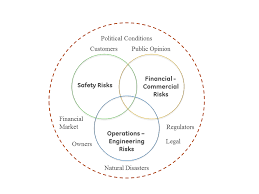commercial risk model management environment model for a nuclear power plant operator