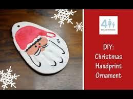 diy handprint ornament rachelle
