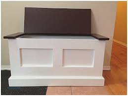 Storage Benches And Nightstands Lovely Diy Window Bench With