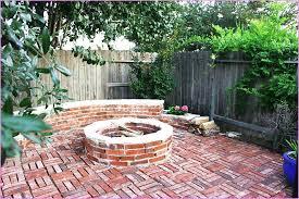 Brick Patio Diy Brick Fire Pit Diy Brick Patio Fire Pit Ideas Brick Fire Pit Found