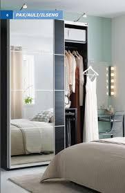 armoire miroir chambre dressing ikea armoire ikea le meilleur du catalogue ikea