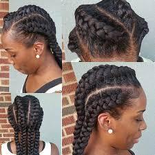 goddess braids hairstyles for black women simple hairstyle for easy braided hairstyles for black hair