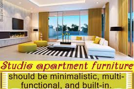 studio apartment furniture ideas home design ideas