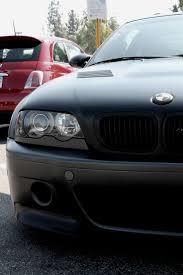 matte black bmw e46 m3 das auto pinterest e46 m3 bmw e46