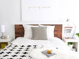 great diy headboard designs you should update your bedroom with