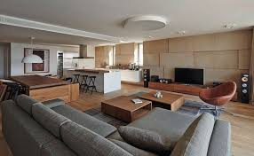 open plan living and dining room ideas futuristic kitchen dining