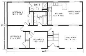 split ranch floor plans raised ranch floor plans pyihome com